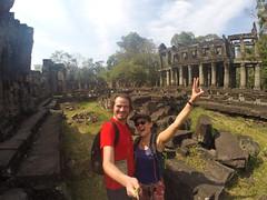 Photo de 14h - Temples d'Angkor  (Cambodge) - 06.01.2015