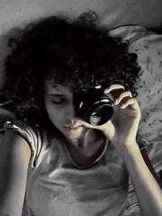 (Dayane.Gomes) Tags: girl canon garota lente cabelo cacheado