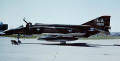 "McDonnell Douglas F-4C Phantom II--""My Plane"" (Sentinel28a1) Tags: phantom usaf f4 usairforce mcdonnelldouglas lukeafb phantomii f4c malmstromafb 58thtftw"