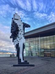 Digital Orca (Miguel Ortiz (Thamur)) Tags: vancouver digitalorca