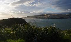 Arai te Uru 7 (Markj9035) Tags: sunset sea newzealand lake ferry coast lakes windswept coastline northland ahipara northlands oponomi