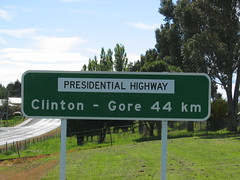 The Clinton Gore Highway