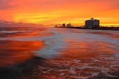 Pensacola FL, Gulf of Mexico (SachinChitale) Tags: beach mexico gulf florida dec fl pensacola 2014