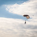 skydiver - gran canaria