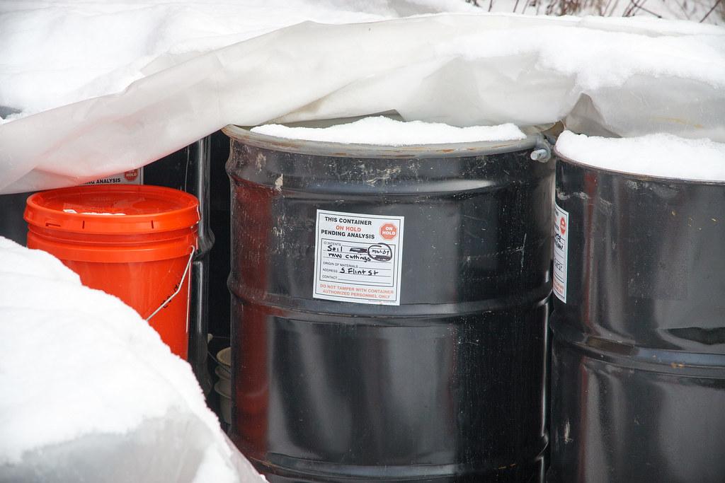 Leftover Barrels