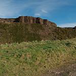 Salisbury Crags Pano