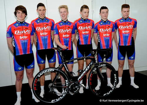 Davo Cycling Team 2015 (168)