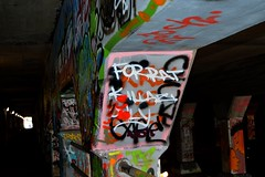 015 (ashlyn.maria) Tags: pictures street city bridge atlanta art georgia graffiti big cool colorful paint atl gang cancer tunnel spray story your quotes covered artists beat illegal krog gangs quptes