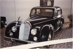 Talbot Lago Baby, c.1951 (andreboeni) Tags: auto baby classic french lago voiture oldtimer talbot francais classique talbotlago
