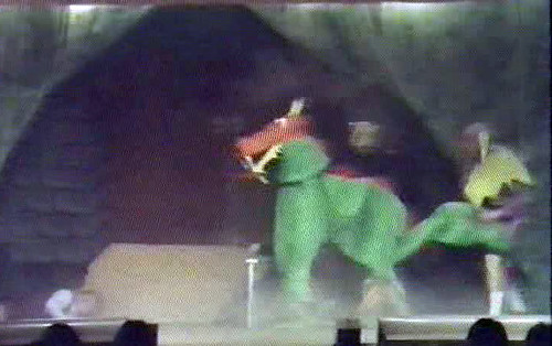 1987 Sleeping Beauty from video 14