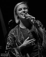 Grace Weber @ Triple Door (Kirk Stauffer) Tags: show lighting portrait bw musician music woman usa white black cute girl beautiful smile smiling lady female hair lights us photo washington amazing concert eyes nikon women perfect pretty tour singing emotion sweet song live stage gorgeous gig great young band adorable jazz pop event wash short sing singer blonde indie attractive stunning vocalist wa perform lovely webber venue darling vocals kirk petite stauffer glamorous lovable d4 musicquarium kirkstauffer