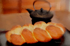Freshly Baked (DigiDi) Tags: stilllife painterly bread digidi