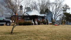 Porch Rd Fire