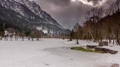 Kranjska Gora's lake (Massimo Buccolieri) Tags: lake kranjskagora kranjska goras maxbcc