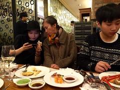 Diner met Kumwa