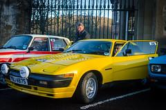 Saltire Classic Rally 2015 (grahamrobb888) Tags: cars scotland nikon rally birnam saltire rallycars d5100
