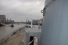 HMS Belfast (Angryoffinchley) Tags: uk england shells london thames river europe capital wwii sailors belfast lond gb guns battleship decks dday cruiser warship hms