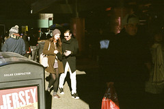 NYC 1.31.15 (Tony__K) Tags: street nyc newyork color film colorful bessa streetphotography 40mm nokton r3m