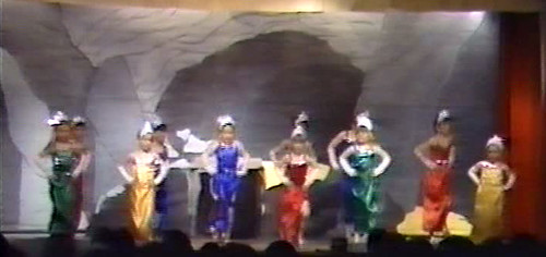 1986 Sinbad the Sailor from video (not sure what this was)