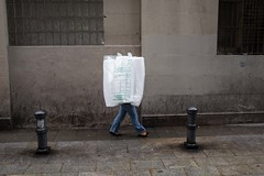 . (ngravity) Tags: barcelona street color 35mm canon spain flash streetphotography catalonia markiii eos5d makrygiannakis