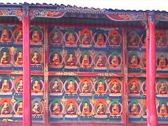 Shigatse Buddhas