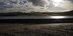 Opononi Dunes 2 (Markj9035) Tags: sunset sea newzealand lake ferry coast lakes windswept coastline northland ahipara northlands oponomi