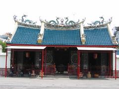 Chinese Temple Semarang