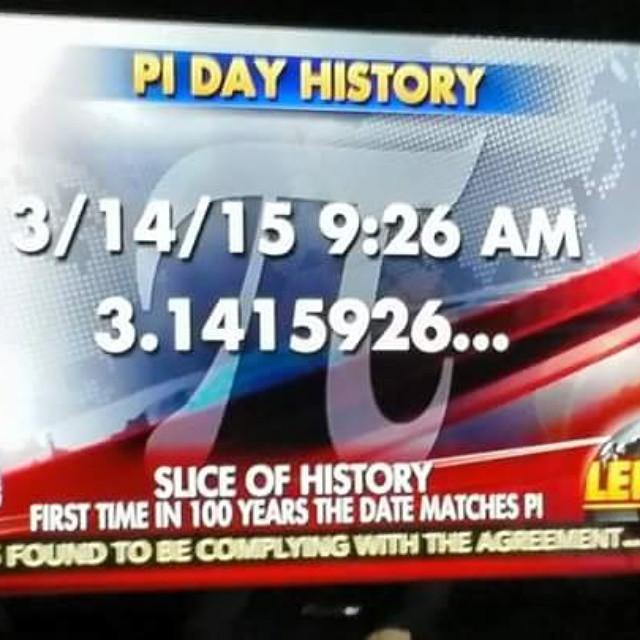 PI Day History