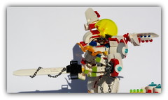 (peter-ray) Tags: mecha lego beast chima minifigure robot android mobile suite armor peter ray samsung nx2000 blade