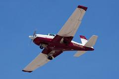 Private Mooney M-20J N4474H (jbp274) Tags: ful kful fullerton airport airplanes mooney m20