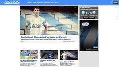 Solo Deportes - 300x600 - Desktop - Mayo/Junio - Argentina (FutbolSites) Tags: solodeportes 300x600 desktop argentina banner 2016 indumentaria racing racingcomar