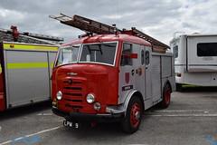 LPM 9 (markkirk85) Tags: fire engine appliance karrier gamecock carmichael rolls royce brigade ex east sussex lpm 9 lpm9