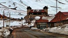 Invierno en Las Cuevas (Miradortigre) Tags: invierno andes nieve snow winter mendoza argentina mountains montaas