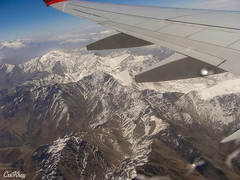 Flying over Atlas Mountains, Morocco (Never.Stop.Searching!) Tags: marokko2011 reisen travel wolken aircraft clouds