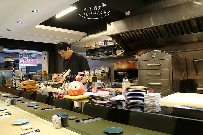 行天宮日本料理無菜單御代櫻 寿司割烹022