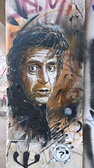 Palermo 2016 by C215 (Denis Bocquet) Tags: alpacino