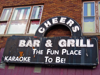Cheers Bar & Grill, Fort Dodge, IA