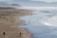 Of all the beaches in all the world (Michael Dunn~!) Tags: sanfrancisco beach water oceanbeach sfflickrmeetup photowalking photowalking20130224