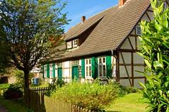 Old House (mlbp372) Tags: bergen historic house marienkirche rgen ruegen germany haus historisch
