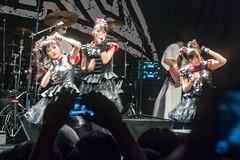 BABYMETAL in San Francisco, July 14th 2016 #11 (satoshikom) Tags: sanfrancisco concert heavymetal theregencyballroom babymetal sumetal moametal yuimetal panasonicdmczs100
