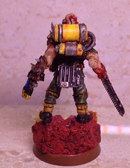 Chaos Cultist Renegade Militia affiliated to the Black Legion 9 (Godders11) Tags: traitorguard chaoscultist 40k gamesworkshop renegade cultist