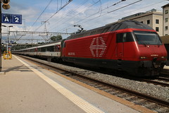 Gare de Nyon et Les Plantaz (limaramada) Tags: cffsbb ffs nyon lesplantaz