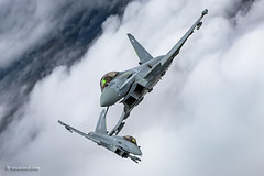 RAF Typhoons, Rockin N Rollin the sky ;-)   Nir Ben-Yosef (xnir) (xnir) Tags: aviation aircraft nir xnir nirbenyosef raftyphoons rockinnrollintheskynirbenyosefxnir raf typhoon