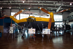 V-173 Flying Pancake (stevesheriw) Tags: dallas texas frontiersofflight museum vought v173 flyingpancake airplane