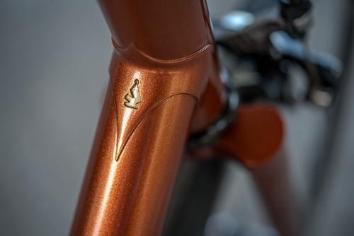 Rich's road bike