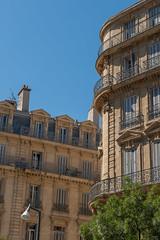 Buildings on Rue de la Republique (Scott_Nelson) Tags: marseille provencealpesctedazur france fr travel mediterranean