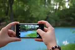 Parco di Lavino (Chieti) ...da Smartphone (davidetavian72) Tags: colori fiumi torrente acqua montagna