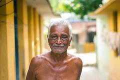 தூய நரையிலும் காதல் மலருதே!!! (Premnath Thirumalaisamy) Tags: thatha grandparents grand father love smile happiness beautiful happy villagelife