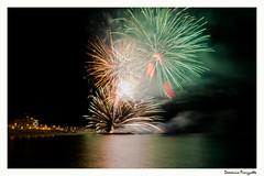 Fuochi (bauscia99) Tags: fireworks fire works light lights calabria fuochi dartificio notte night luce mare sea lunga esposizione italia