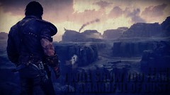 Mad Max Wallpaper Quote (Jamiecat *) Tags: mad max video game avalanche studios photoshop cs4 wasteland